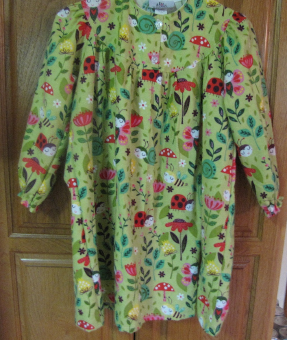 Bargain Bin: Flannel Nightgown - Size 5